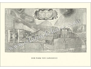 Der Park von Sanssouci