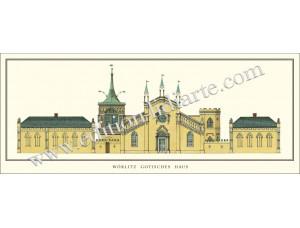 Wörlitz, Gotisches Haus