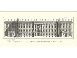Das königliche Schloß in Berlin