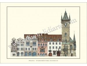 Praha, Staromestska Radnice