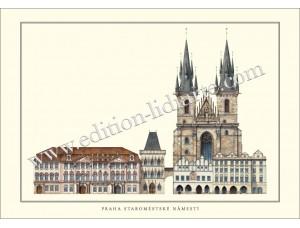 Praha, Staromestske Namesti