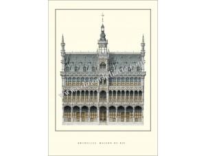 Bruxelles, Maison Du Roi