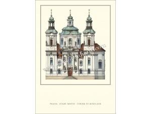 Praha, Chram Sv.Mikulase