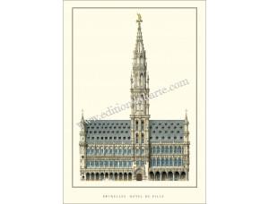 Bruxelles, Hôtel de Ville