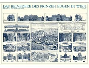 Das Belvedere des Prinzen Eugen in Wien