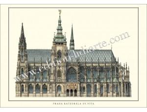 Praha, Katedrala Sv.Vita