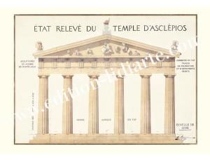 Epidauros, Asklepios-Tempel