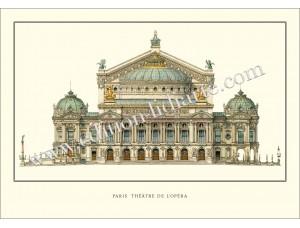 Paris, Théâtre de l'Opéra