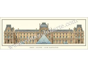 Paris, Louvre/Pyramide