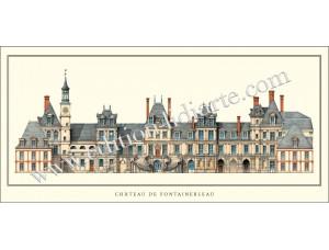 Fontainebleau, Château