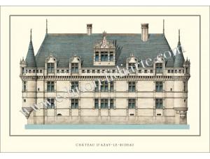 Azay-le-Rideau, Château