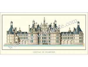Chambord, Château