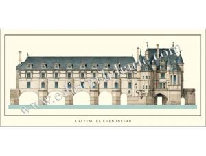 Chenonceau, Château
