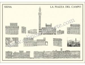 Siena, La Piazza del Campo