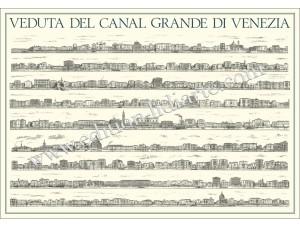 Veduta del Canal Grande di Venezia