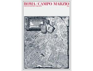 G.B.Piranesi, Roma Campo Marzio, 1762