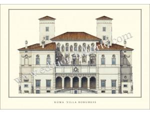 Roma, Villa Borghese
