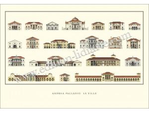 Andrea Palladio, Le Ville
