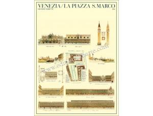 Venezia, La Piazza S.Marco