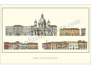 Roma, La Piazza Navona