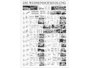 Die Weißenhofsiedlung in Stuttgart