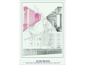 Aldo Rossi, Projekt für Perugia, 1983