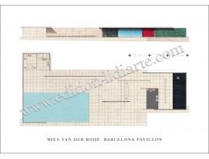 Mies van der Rohe, Barcelona Pavillon