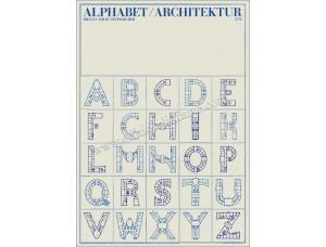 Johann David Steingruber, Alphabet/ Architektur